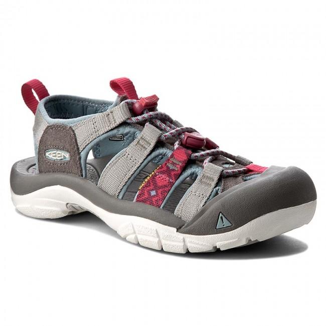 Sandále KEEN - Newport Evo H2 1016486 Neutral Grey Raspberry ... 028e964e235