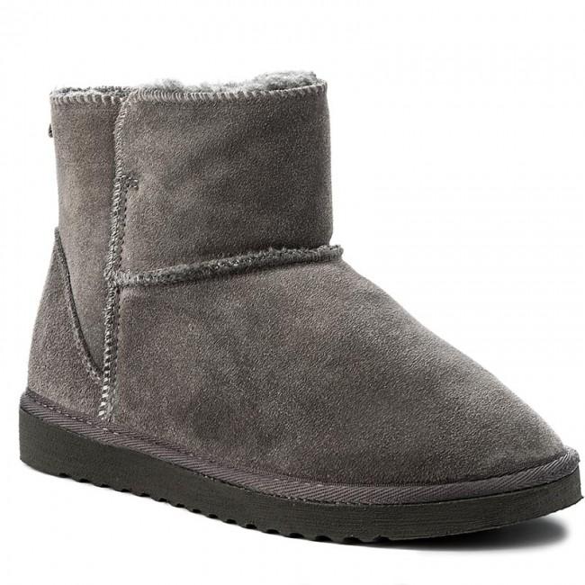 Topánky TAMARIS - 1-26453-29 Grey 200 - Kotníková obuv - Čižmy a iné ... dbacd8c7d02