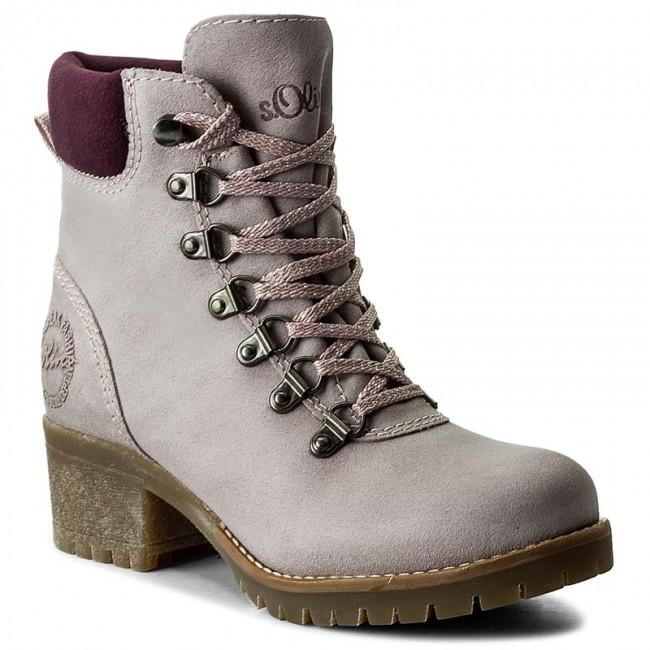 9dd01095a3 Členková obuv S.OLIVER - 5-25217-29 Rose 544 - Kotníková obuv ...