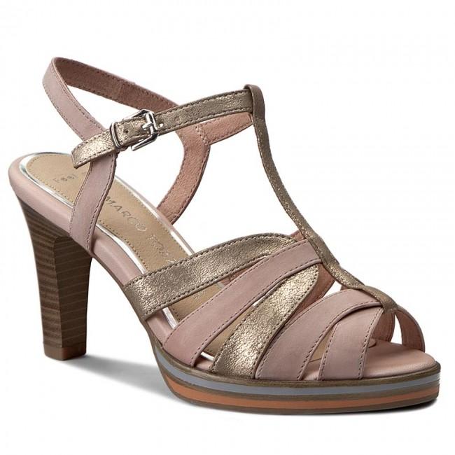 5bb6e007bab Sandále MARCO TOZZI - 2-28344-28 Rose Comb 596 - Sandále na ...