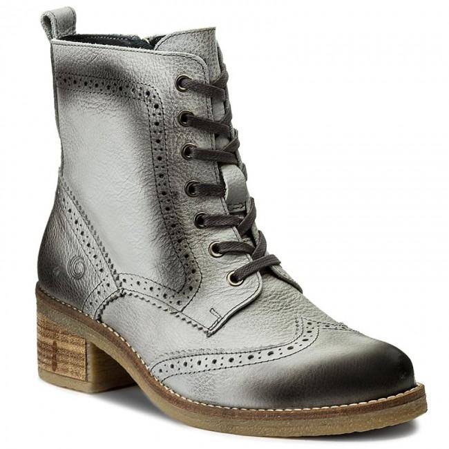 Členková obuv JANA - 8-25200-29 Graphite 206 - Kotníková obuv ... 241dfe2350