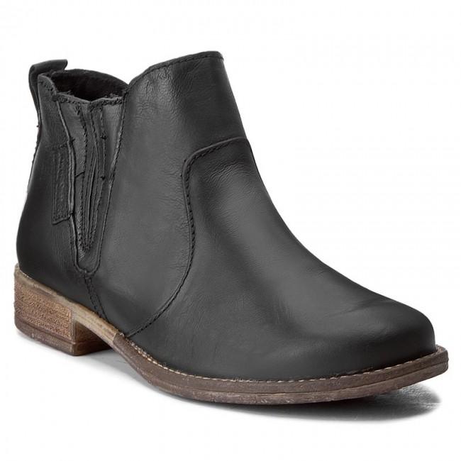 Členková obuv JOSEF SEIBEL - Sienna 45 99645 MI720 100 Schwarz ... aedd23d168f