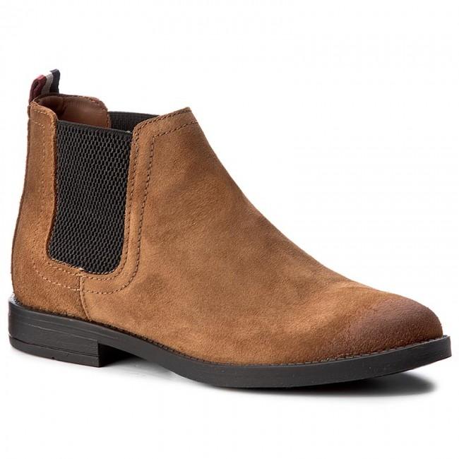 51fc899c44 Kotníková obuv s elastickým prvkom TOMMY HILFIGER - DENIM Getty 1B ...
