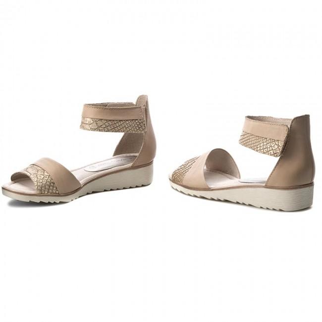 651bdfb1f08 Sandále MARCO TOZZI - 2-28604-28 Dune Comb 435 - Sandále na ...
