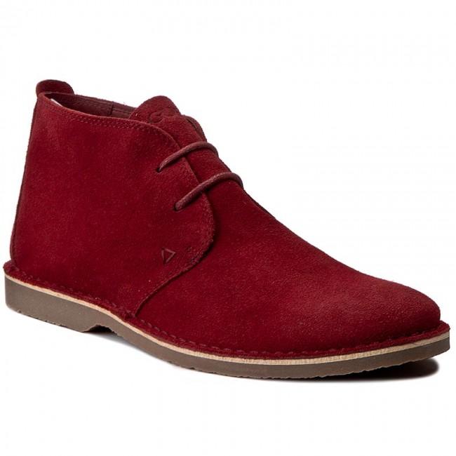 897a2cdc2127 Outdoorová obuv GUESS - Alex FMALX3 SUE09 BURGU - Topánky - Čižmy a ...
