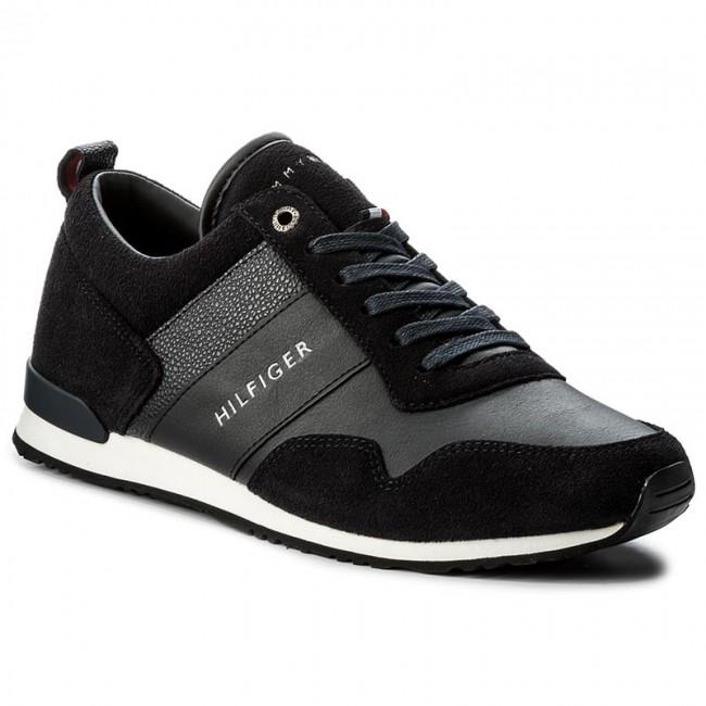 0ad8c808b3 Sneakersy TOMMY HILFIGER - Maxwell 11C1 FM0FM00924 Midnight 403 ...