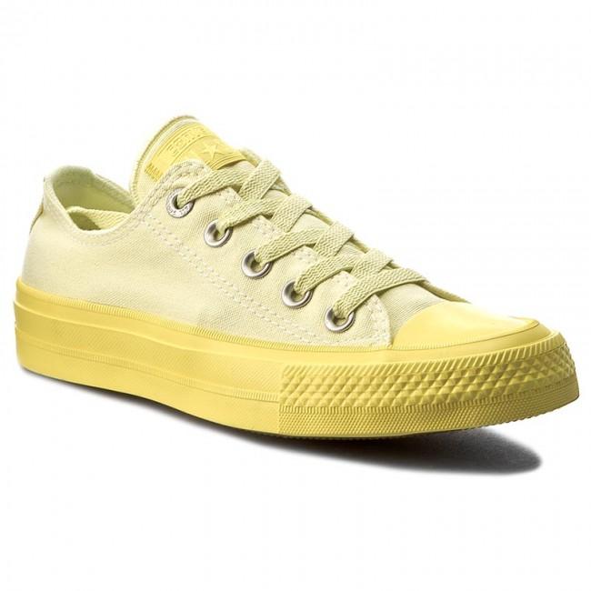 Tramky CONVERSE - Ctas II Ox 155726C Lemon Haze Fresh Yellow ... 0e729f01ec0