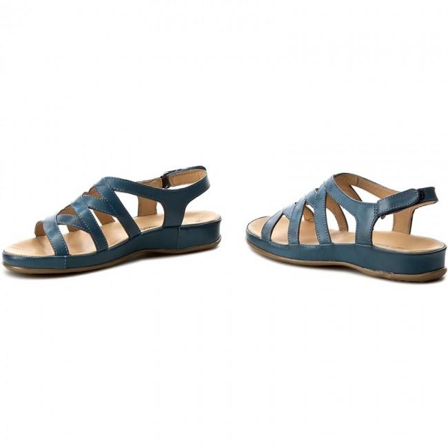 Sandále LA MARINE - Agathe Blue - Sandále na každodenné nosenie ... 0e57099078e
