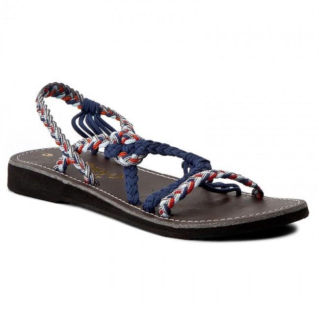 Sandále LA MARINE - Helia Blue - Sandále na každodenné nosenie ... a6c783eb7bd