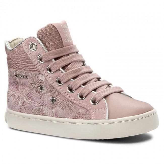 Outdoorová obuv GEOX - J Kiwi G. H J72D5H 0JS11 C8011 Rose - Topánky ... 9c69a4b276