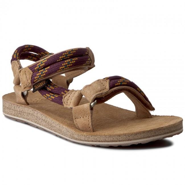 677a0b80b093 Sandále TEVA - W Original Universal Rope 1015169 Dark Purple ...