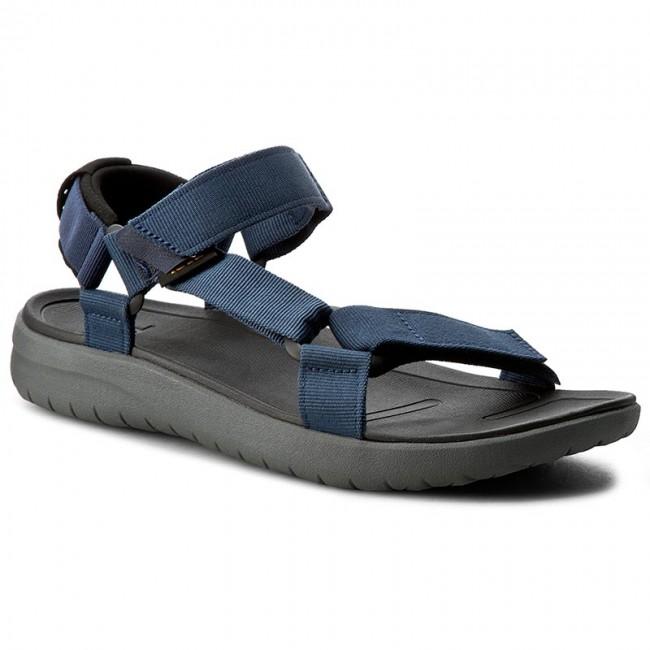 f4f1bdc7fc54 Sandále TEVA - M Sanborn Universal 1015156 Navy - Sandále - Šľapky a ...