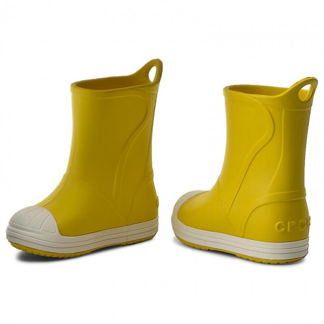 718bdd4c6ce Gumáky CROCS - Bump It Boot 203515 Yellow Oyster - Gumáky - Čižmy a ...