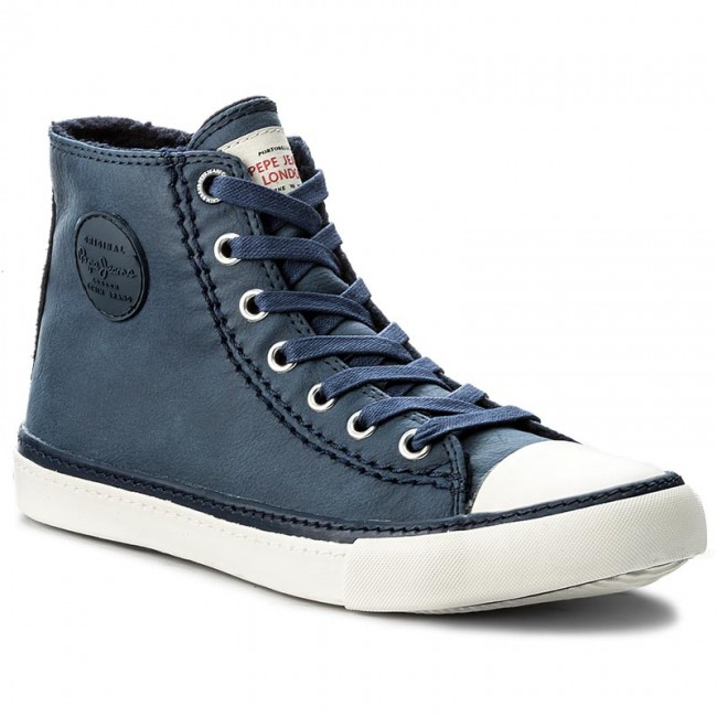 Tramky PEPE JEANS - Raider Pull PBS30306 Dk Blue 581 - Plátenky a ... f783fbe8be7