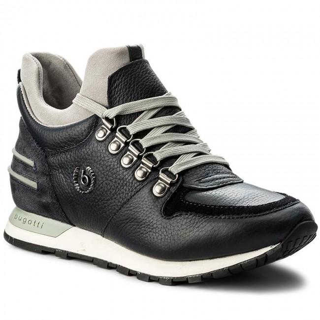 e0824e6133e Sneakersy BUGATTI - 421-28530-1014-4115 Dark Blue Grey - Sneakersy ...