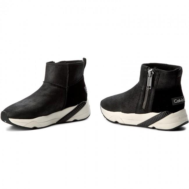 7c4f1a4a60 Členková obuv CALVIN KLEIN JEANS - Peggy R0630 Anthracite ...