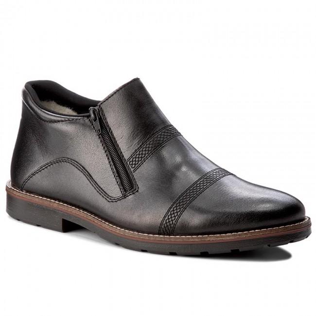 d9b51d547159c Outdoorová obuv RIEKER - 15381-00 Schwarz - Topánky - Čižmy a iné ...