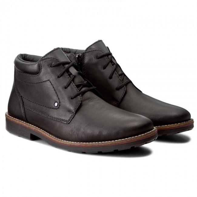 Outdoorová obuv RIEKER - 35332-00 Schwarz - Topánky - Čižmy a iné - Pánske  - www.eobuv.sk 3746cf21d82