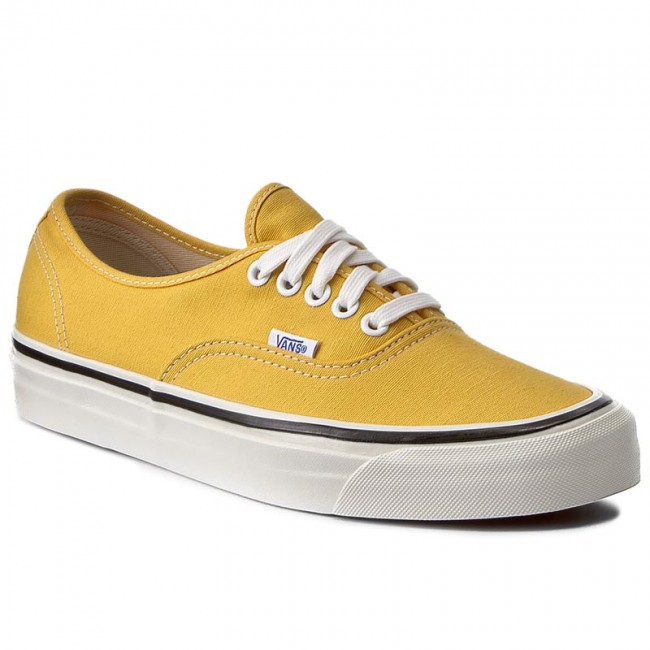 Tenisówki VANS - Authentic 44 Dx VN0A38ENMRA (Anaheim Factory) Yellow a6ff71cf260