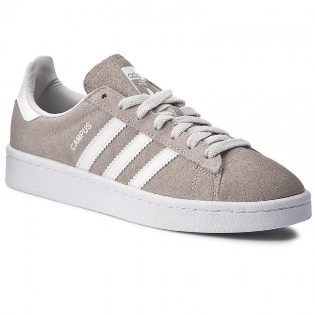 Topánky adidas - Campus J BY9576 Greone Ftwwht Ftwwht - Sneakersy ... 42a8f64cce1