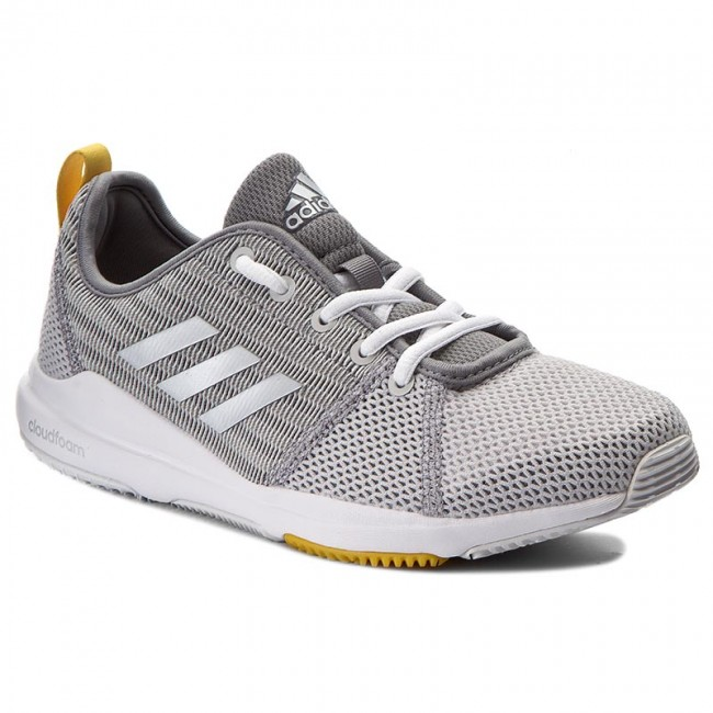 71e7f379c87f Topánky adidas - Arianna Cloudfoam BB3245 Greone Silvm - Fitness ...