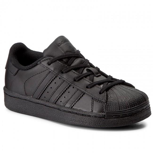 e82ce4f004 Topánky adidas - Superstar Foundation C BA8381 Cblack Cblack Cblack ...