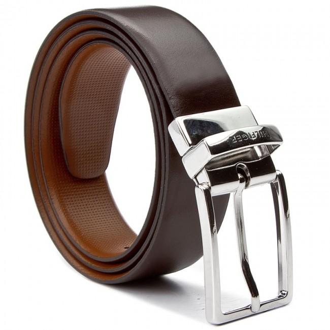 Opasok Pánsky TOMMY HILFIGER - Tld Mini Check Belt 3.0 Rev AM0AM02208 90 902 aab15788818