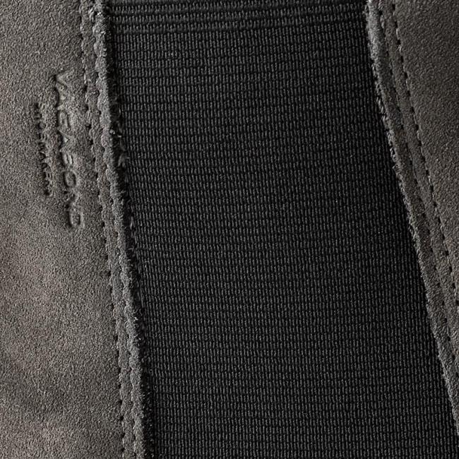 Kotníková obuv s elastickým prvkom VAGABOND - Belgrano 4472-040-18 Dk Grey 2a9ff0233a