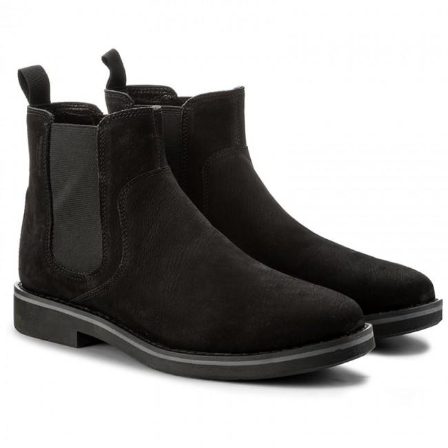 Kotníková obuv s elastickým prvkom VAGABOND - Belgrano 4472-050-20 Black - Kotníková  obuv s elastickým prvkom - Čižmy a iné - Pánske - www.eobuv.sk 6a354d32ad
