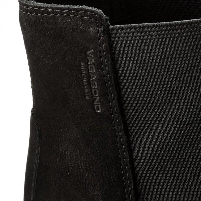 Kotníková obuv s elastickým prvkom VAGABOND - Belgrano 4472-050-20 Black 6839d8f861
