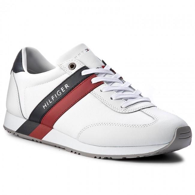 750422c127 Sneakersy TOMMY HILFIGER - Maxwell 12C2 FM0FM00613 White 100 ...