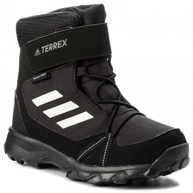03fe2e5f9c83 Snehule adidas - Terrex Snow Cf Cp Cw K S80885 Cblack Cwhite Grefou ...