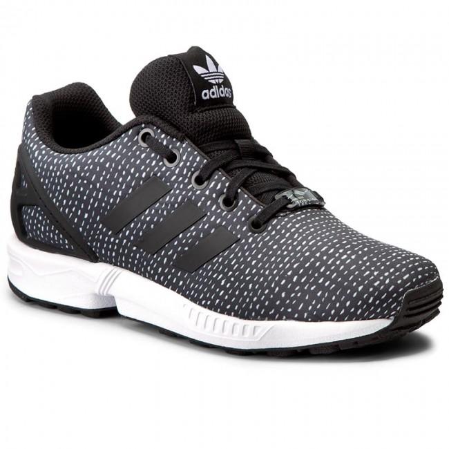 Topánky adidas - Zx Flux J BY9828 Cblack Cblack Ftwwht - Obuv na ... 01440df2c18