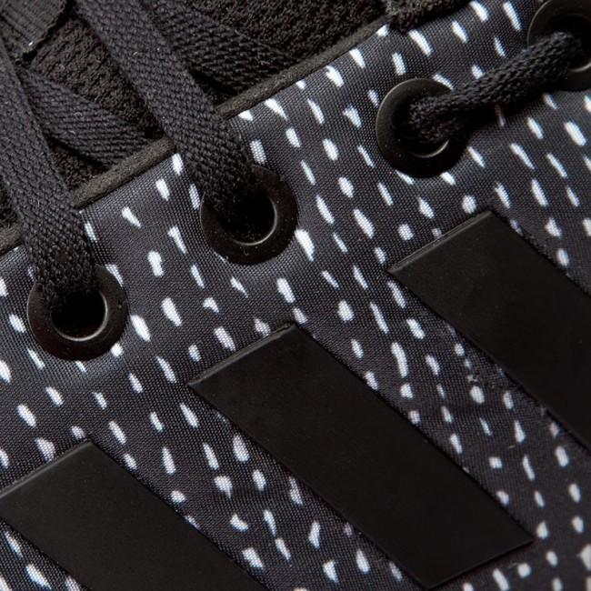 Topánky adidas - Zx Flux J BY9828 Cblack Cblack Ftwwht - Obuv na ... 0ad2e6ec6cc