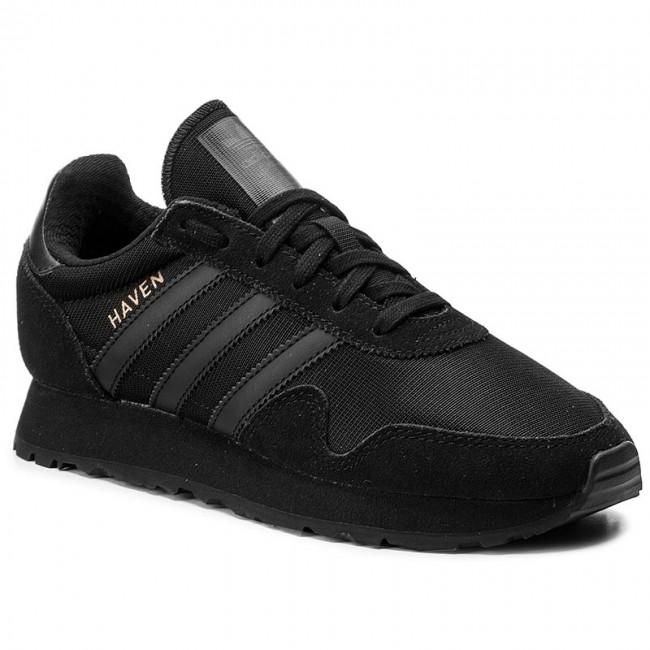 Topánky adidas Haven BY9717 CNoir CNoir CNoir Basketsy
