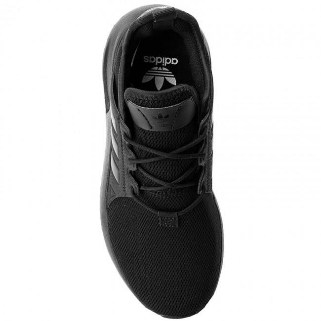 dc2fd7ba5dfff Topánky adidas - X_Plr J BY9879 Cblack/Cblack/Cblack - Sneakersy -  Poltopánky - Dámske - eobuv.sk