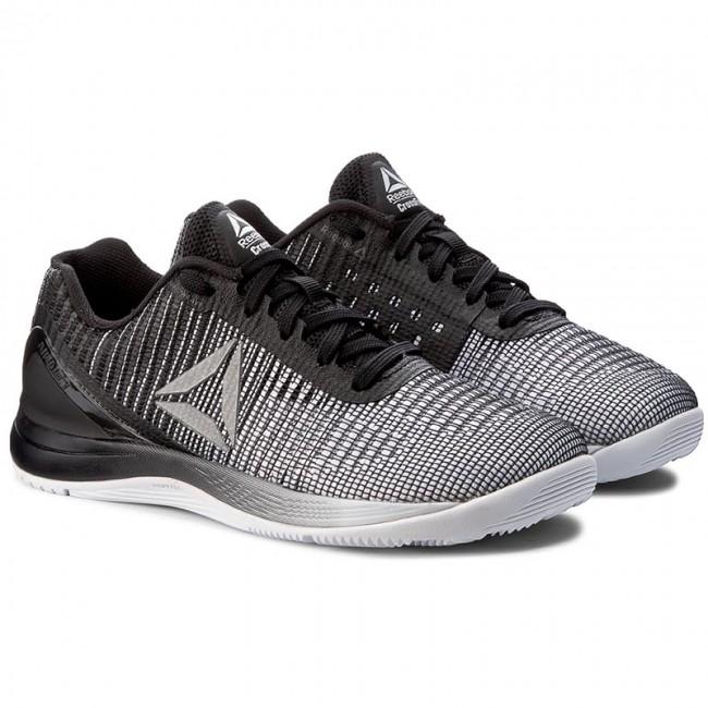 ed9691fa0579a Topánky Reebok - R Crossfit Nano 7 BS8352 White/Black/Silver Met - Fitness  - Športové - Dámske - eobuv.sk