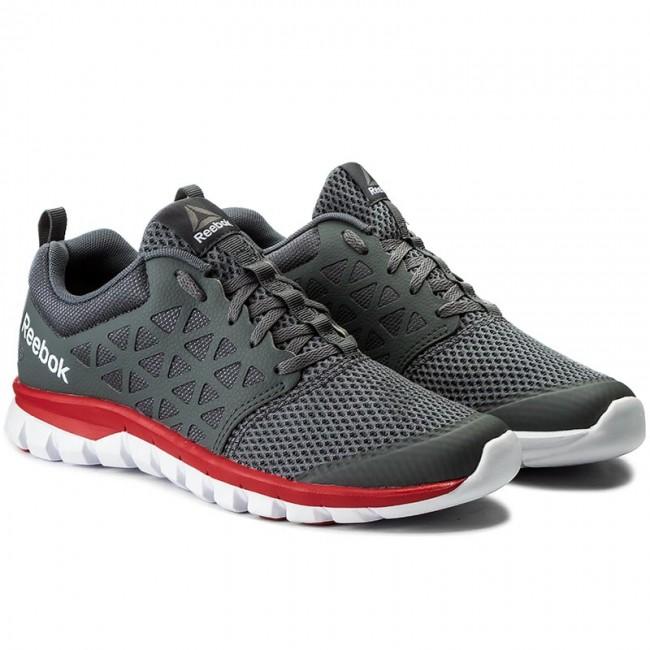 Topánky Reebok - Sublite Xt Cushion 2.0 Mt BS8703 Alloy Red White Pewter - Bežecká  obuv - Športové - Pánske - www.eobuv.sk cbfaf067501