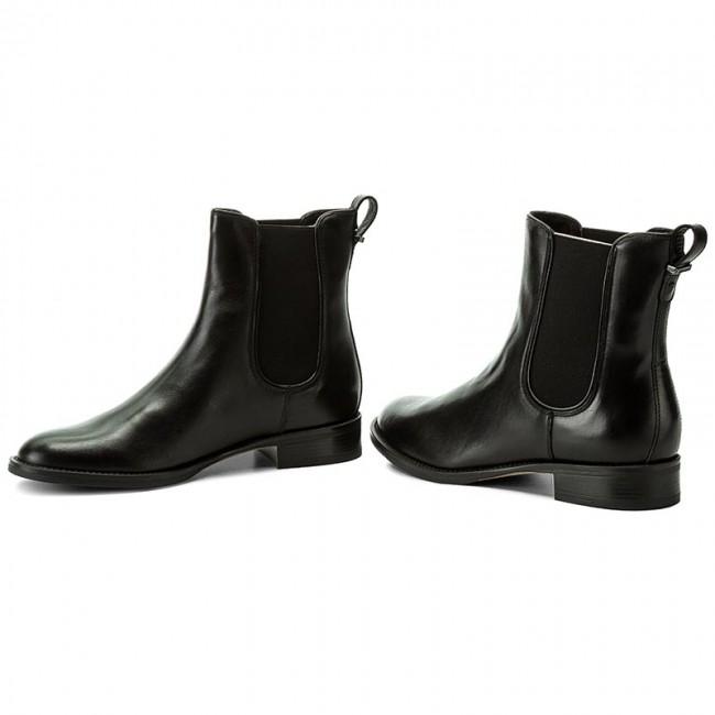 36f43c28653c Koníková obuv s elastickým prvkom GINO ROSSI - Nevia DSG611-G12-E100-9900-F  99 - Kotníková obuv s elastickým prvkom - Čižmy a iné - Dámske