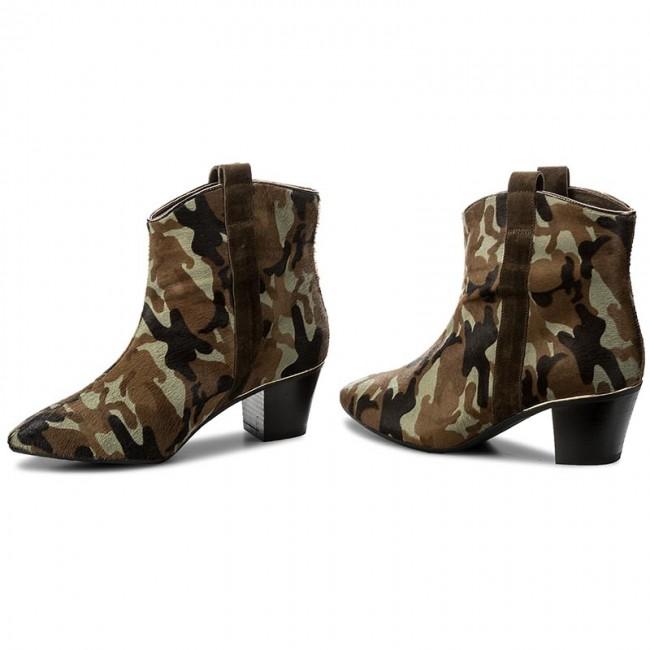 3f9597fda8 Členková obuv HÖGL - 4-115627 Olive 5500 - Kotníková obuv - Čižmy a ...