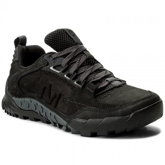 Trekingová obuv MERRELL - Annex Trak Low J91799 Black - Outdoorová ... d0df95bcf8a