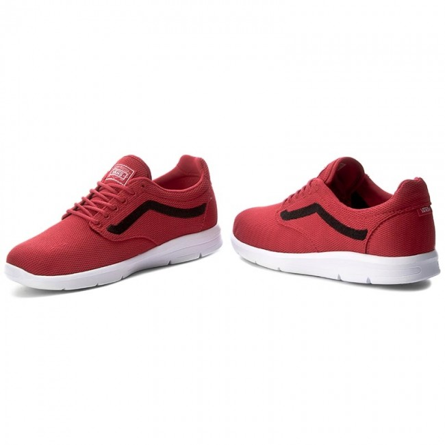 Sneakersy VANS - Iso 1.5 VN0A38FEORF (Pop) Racing Red - Sneakersy ... c35d3ff4b77