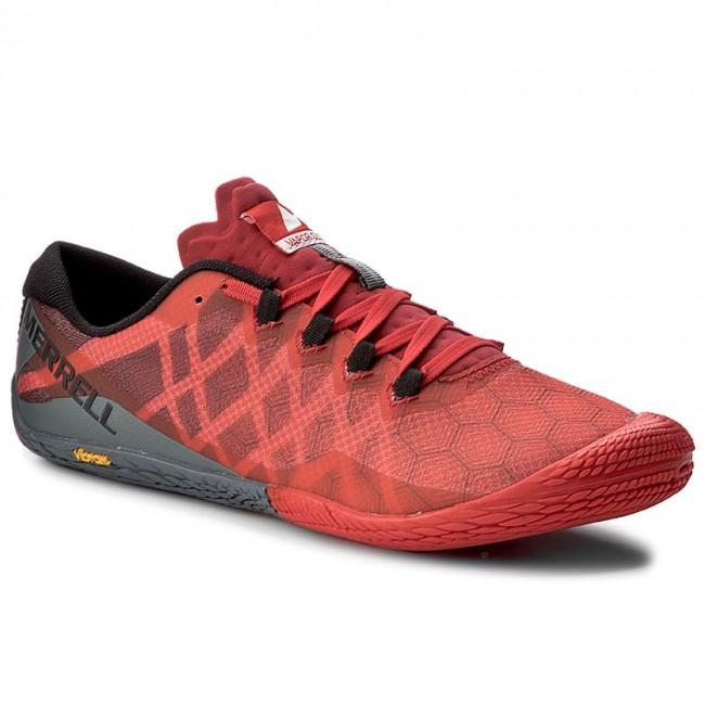 Topánky MERRELL - Vapor Glove 3 J09677 Molten Lava - Trekingová obuv ... a9c7be6aa1e