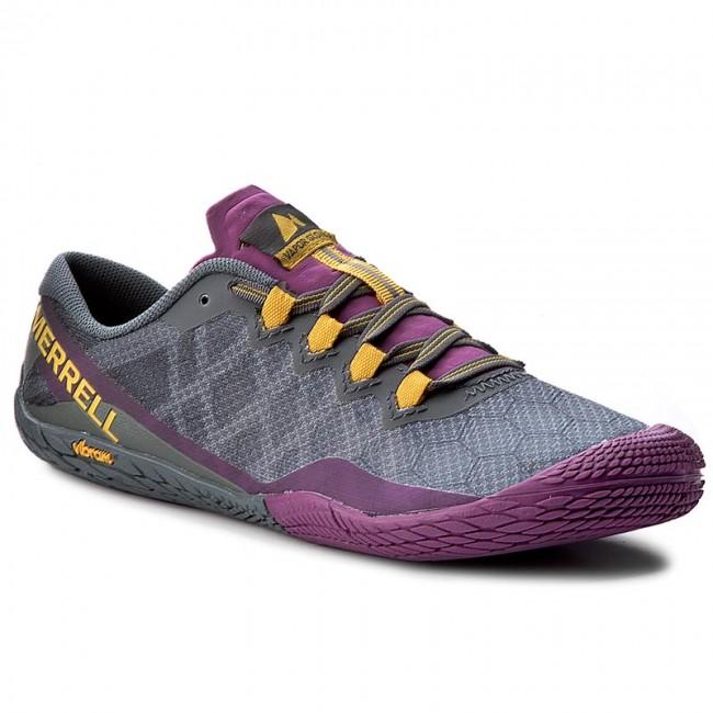 Topánky MERRELL - Vapor Glove 3 J09674 Turbulence - Trekingová obuv ... b61fb8b7b75