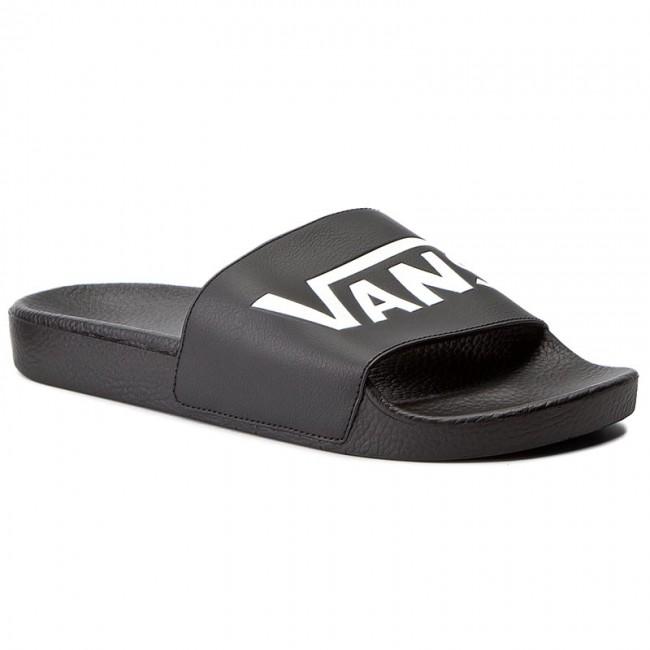 Šľapky VANS - Slide-On VN0004KIIX6 Black - Šľapky - Šľapky a sandále ... 5146550ce20