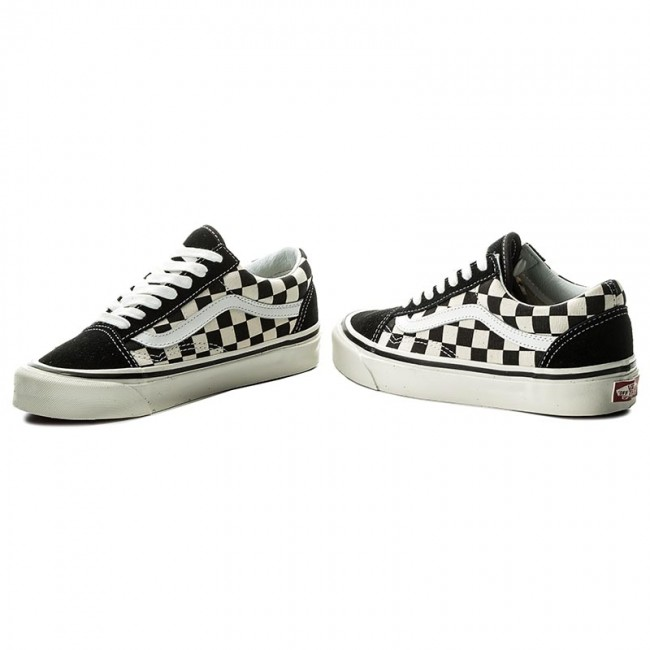 Tenisky VANS - Old Skool 36 Dx VN0A38G2OAK (Anaheim Factory) Blk Chck 0a3be786b5
