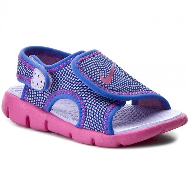 bf51e5b5aa0 Sandále NIKE - Sunray Adjust 4 (Td) 386521 504 Hydrangeas Fire Pink ...