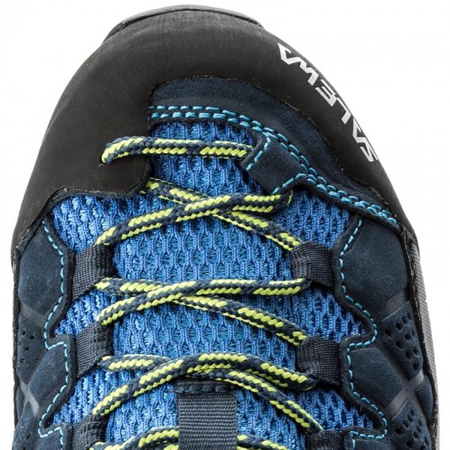 9e5604e0c2f Trekingová obuv SALEWA - Alp Trainer Mid Gtx GORE-TEX 63432-0361 Dark  Denim Cactus 0361 - Outdoorové topánky - Čižmy a iné - Pánske - www.eobuv.sk
