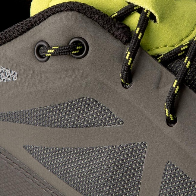 Trekingová obuv SALOMON - X Alp Spry 394509 27 V0 Castor Gray Beluga Lime 93e72a820e