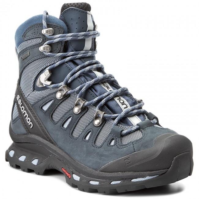 c129f2cee09 Trekingová obuv SALOMON - Quest 4D 2 GTX GORE-TEX 378391 Deep Blue Stone